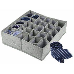 LUVSPOT faltbarer Schubladen Organizer mit 30 Fächern für 4,84€ (statt 10€)