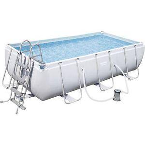Globus Garten Sale bei eBay + 10% Gutschein   z.B. Bestway Fast Pool Set mit Filterpumpe für 48,60€ (statt 60€)
