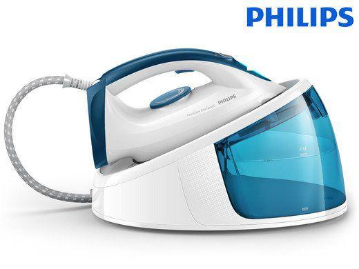 PHILIPS FastCare Compact GC6707   Dampfbügelstation mit 5,2 bar für 75,90€