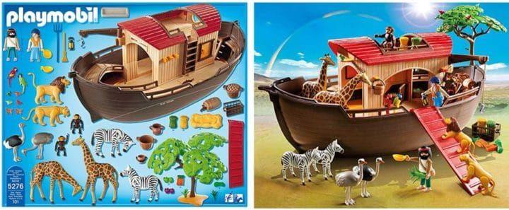 Playmobil Große Arche der Tiere 5276 Spielset ab 29,99€ (statt 46€)