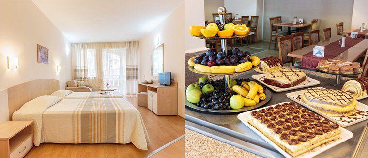 7 Tage Bulgarien im 4* All Inclusive Hotel in einem Studio inkl. Flug, Transfer & Zug ab 336€ p.P.