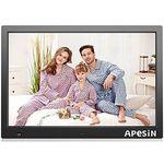 Digitaler Bilderrahmen mit 14,1 Zoll (1280×800) für 50,99€ (statt 85€)
