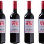 Bodegas Coviñas Requevin 2017 – 6 Flaschen trockener spanischer Rotwein für 28,89€