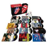 The Rolling Stones: Studio Alben als Vinyl Collection 1971 – 2016 für 315€ (statt 400€)