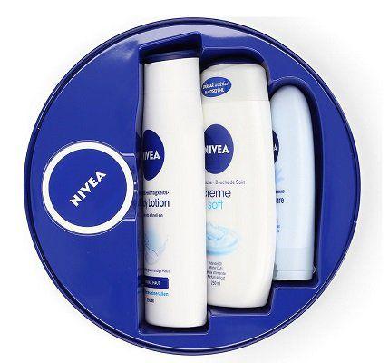 Nivea 3 teiliges Geschenk Set Thinking Of You für 6,99€ (statt 13€)
