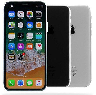 Apple iPhone X 256GB ab 599,90€ (statt neu 930€)   im Zustand gebraucht