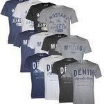 Mustang Herren Motiv T-Shirts für 12,99€