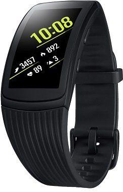 Samsung Gear Fit2 Pro Smartwatch in verschiedenen Farben und Größen für 109€ (statt 120€)