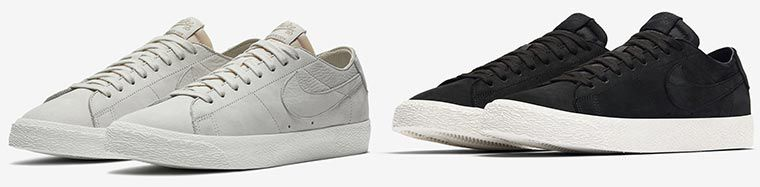Nike SB Zoom Blazer Low Deconstructed Herren Sneaker für 44,98€ (statt 70€)