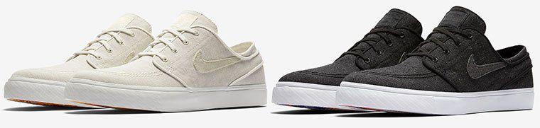 Nike SB Zoom Stefan Janoski Canvas Deconstructed Sneaker für 47,58€ (statt 68€)