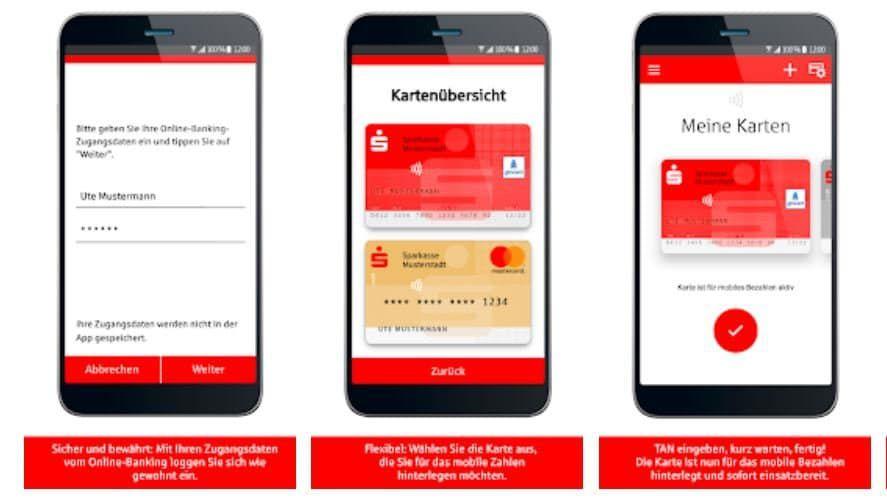 NEWS: Mobile Payment App der Sparkassen freigeschaltet