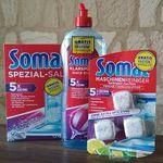 Bis zu 3 Somat-Produkte gratis