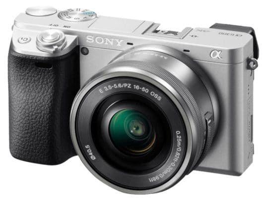 Sony Alpha 6300 Systemkamera inkl. 16 50mm Objektiv für 699€(statt 820€)