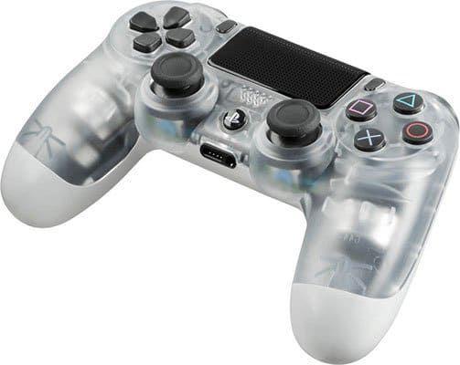 Sony DualShock 4 Controller (2016) Crystal für 42,99€  (statt 50€)