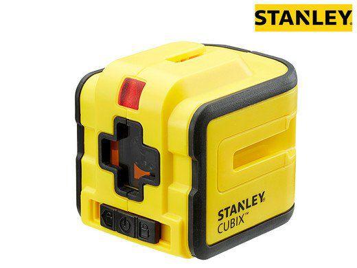 Stanley Cubix Kreuzlinienlaser (STHT1 77340) für 38,90€ (statt 45€)