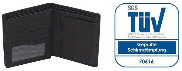 Frilewa Kombibörse Secretline mit highend RFID Blocker, TÜV geprüft für 19,99€ (statt 31€)