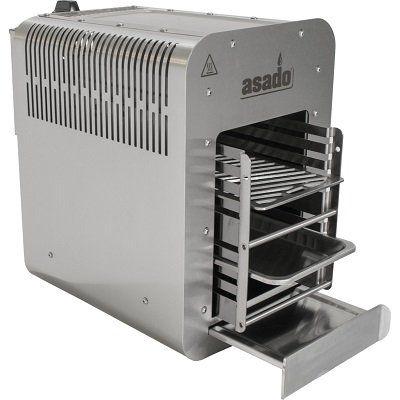 Asado 800°C Hochtemperatur Gasgrill für 269,95€ (statt 315€)