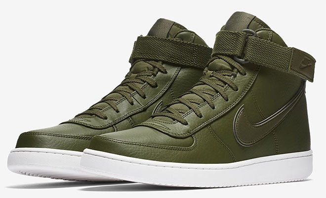 Vorbei! Nike Vandal High Supreme Leather Herren Sneaker für 52,78€ (statt 66€)