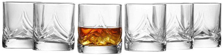 6er Set Whisky Gläser für 6,94€ inkl. VSK