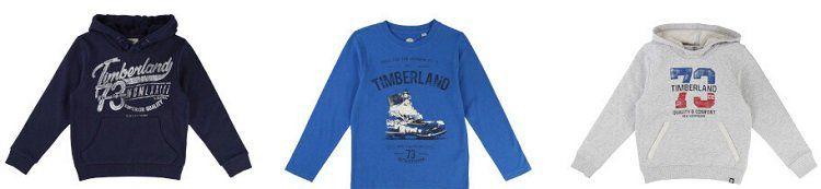 Timberland Sale für Jungen bei vente privee   z.B. Timberland Shirts ab 9,90€