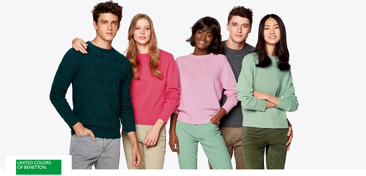 United Colors of Benetton Sale mit bis zu 71% Rabatt bei Vente Privee