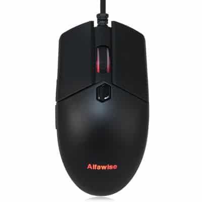 Alfawise V10 A3050 USB Gaming Maus für 10,38€