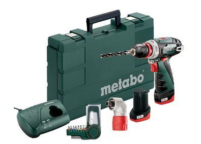 Metabo 10,8V Akku Bohrschrauber PowerMaxx BS Quick Basic für 109,99€ (statt 139€)