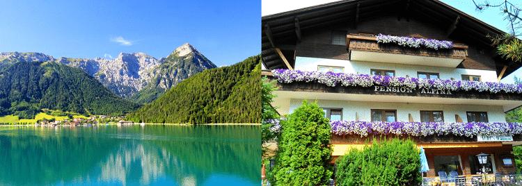 2   4 ÜN in den Tiroler Alpen inkl. Halbpension, Eintritt zur Area 47 & Saunanutzung ab 109€ p.P.