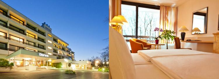 2, 3 o. 5 ÜN im 4* Hotel im Sauerland inkl. Frühstück, Dinner, Hydrojet Massage & SPA ab 89€ p. P.