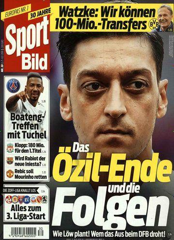 12 Monate Sport Bild für 117,30€ + 95€ Verrechnungsscheck + 6€ Sofort Rabatt