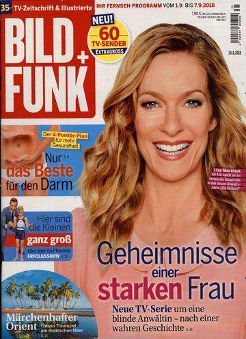 Bild + Funk Jahresabo (52 Ausgaben) für 114,40€ + 110€ Verrechnungsscheck + 6€ Sofort Rabatt