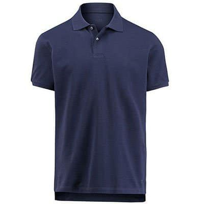 Van Laack Herren Polosshirt Petro für 39,90€ (statt ~60€)