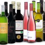 """LIDL: 12 x 0,75-l-Flasche Weinpaket """"Grillen"""" für 29,90€ (statt 56€)"""