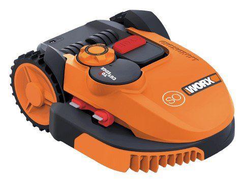Worx Landroid WR105SI.1 Mähroboter mit App Steuerung ab 399€ (statt 449€)