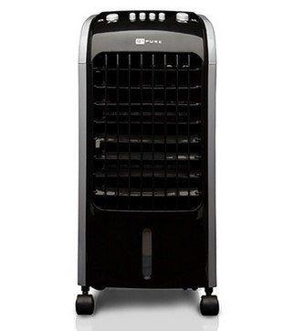 Q7 Pure   tragbares Klimagerät (80 Watt, 3 Geschwindigkeiten) für 57,88€