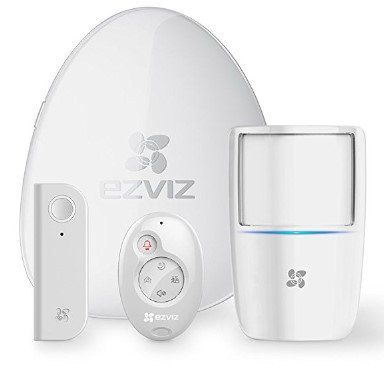 EZVIZ Alarm Hub Kit für 99,90€ (statt 155€)