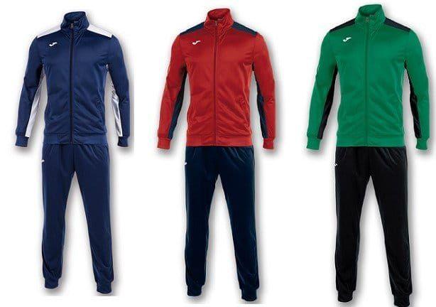 Joma Trainingsanzug Academy Tracksuit für 20,94€ (statt 41€)