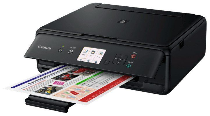 Canon PIXMA TS5055   Multifunktionsdrucker + 50 Blatt Fotopapier für 84,98€ (statt 100€)