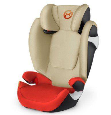 Cybex Gold Solution Kindersitz M für 92,99€ (statt 132€)   Stiftung Warentest Gut (1,8)