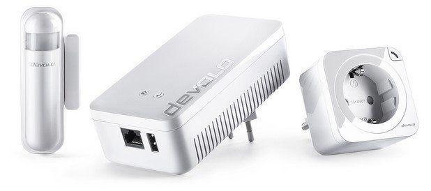 Bis 13 Uhr! devolo Home Control Starter Paket 2.0 für 129,90€ (statt 176€)