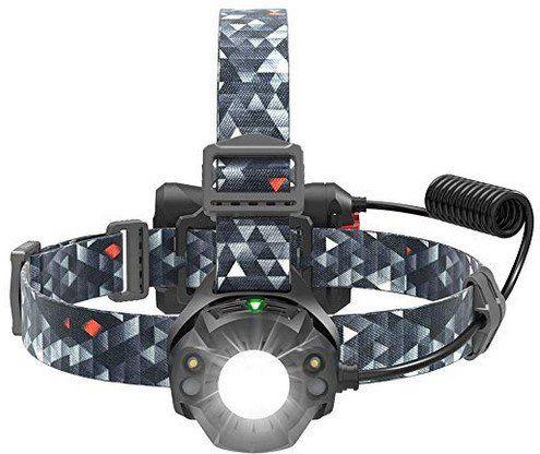 TaoTronics TT HP006   LED Stirnlampe mit CREE + Nichia LED & 4 Modi für 10,99€ (statt 14€)   Prime