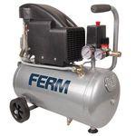 FERM CRM1045 – Druckluft-Kompressor (1.100 W, 1,5 PS, 24 Liter) für 98,90€ (statt 125€)
