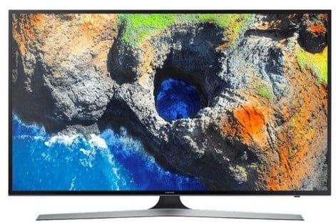 Samsung UE50MU6179U – 50 UHD 4K LED Smart TV für 349€ (statt 499€)