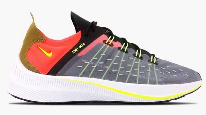 Nike EXP X14 Herren Sneaker für 72,78€ (statt 108€)
