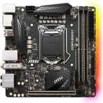 MSI Z370I Gaming Pro Carbon AC Mainboard für 99€ (statt 157€)