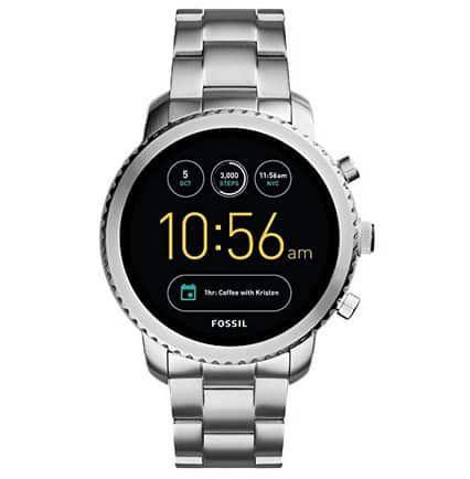 Vorbei! Fossil FTW4000JP   Herren Smartwatch Q Explorist 3. Generation   Refurbished   für 80€ (statt 179€)