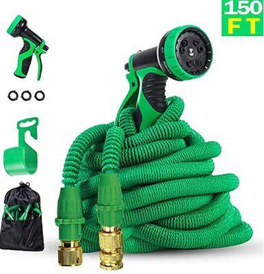 MTIN   flexibler Gartenschlauch (45m) für 22,50€   Prime