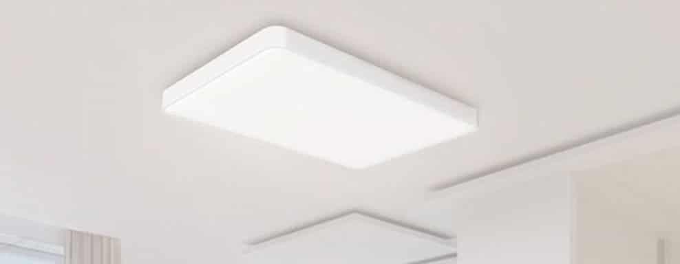 Xiaomi Yeelight Simple LED Ceiling Light Pro   Deckenleuchte mit App Steuerung & mehr für 168,43€
