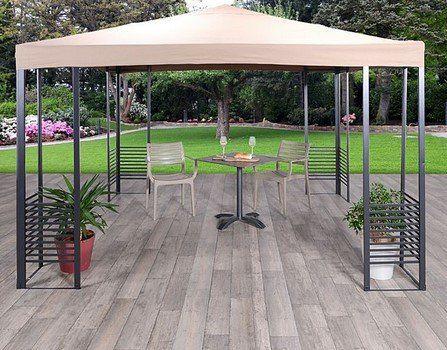 Garden Impressions Pavillon Promo Alu (3x3m) für 139,45€ (statt 256€)