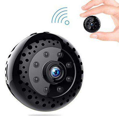 FREDI Mini WLAN Cam (1080p) für 25,97€ (statt 45€)